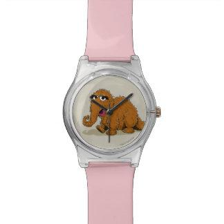 ヴィンテージSnuffleupagus 腕時計
