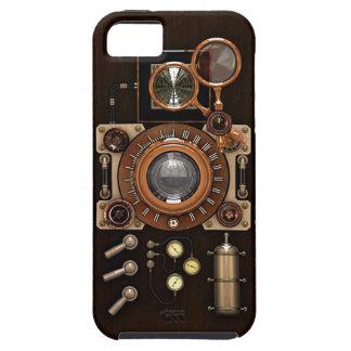 ヴィンテージTLRのカメラの暗闇の版 iPhone SE/5/5s ケース