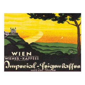 ヴィンテージWienオーストリア ポストカード