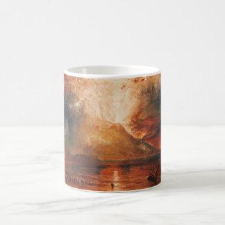 ヴェスヴィオのマグ コーヒーマグカップ