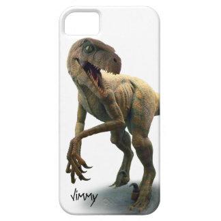 ヴェロキラプトルのiPhone 5の電話箱 iPhone SE/5/5s ケース