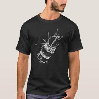 ヴォストーク宇宙船 Tシャツ