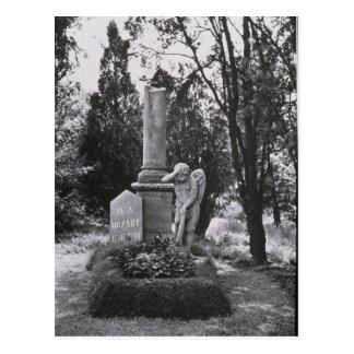 ヴォルフガング・アマデウス・モーツァルトへの記念物 ポストカード