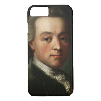 ヴォルフガング・アマデウス・モーツァルト iPhone 7ケース