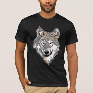 一匹狼のTシャツ Tシャツ