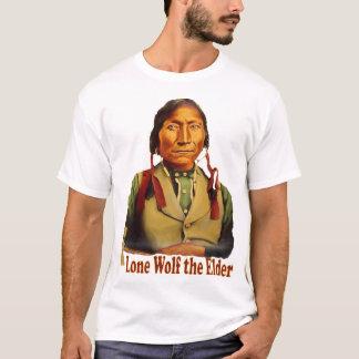 一匹狼/アメリカのホロコーストのTシャツ Tシャツ