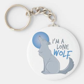 一匹狼 キーホルダー