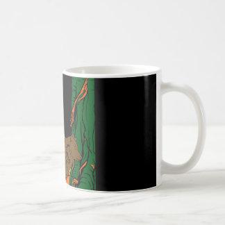 一匹狼 コーヒーマグカップ
