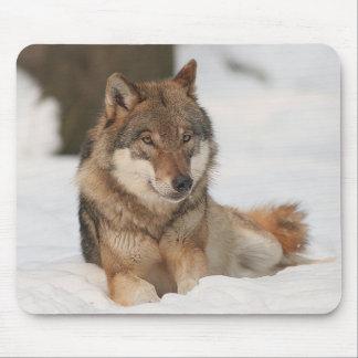 一匹狼 マウスパッド