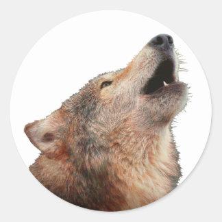 一匹狼-数々のプロダクト ラウンドシール
