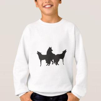一匹狼(2) スウェットシャツ