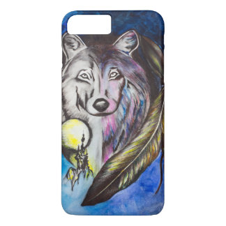 一匹狼 iPhone 8 PLUS/7 PLUSケース