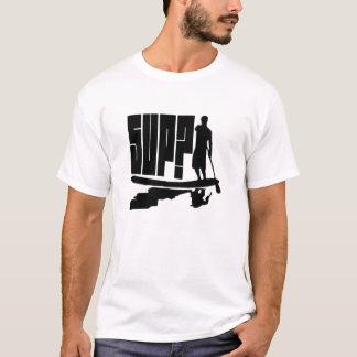 一口か。 Paddlersのシルエット Tシャツ
