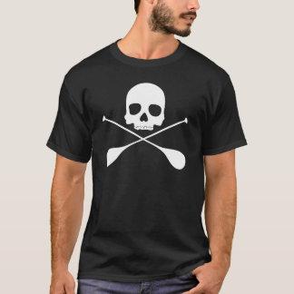 一口のスカル Tシャツ
