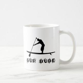 一口の男 コーヒーマグカップ