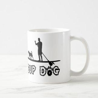 一口犬(男) コーヒーマグカップ