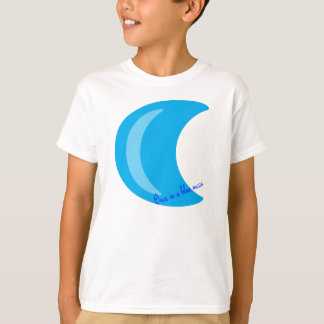 一度ブルームーンで Tシャツ