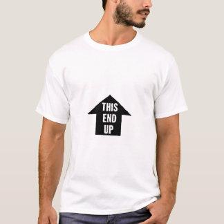 一方の端 Tシャツ