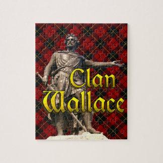 一族のウォーレスのスコットランド人の自由 ジグソーパズル