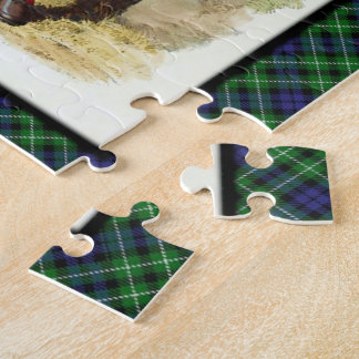 一族のグラハムのスコットランドの高地の夢 ジグソーパズル