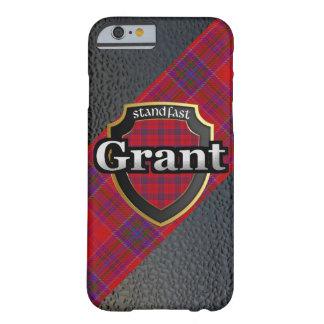 一族のグラントのスコットランド人のお祝い BARELY THERE iPhone 6 ケース
