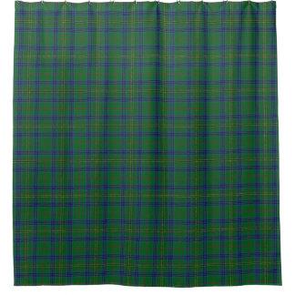 一族のケネディのスコットランドの伝統のタータンチェック シャワーカーテン