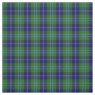 一族のダグラスのスコットランドのタータンチェック格子縞の生地 ファブリック