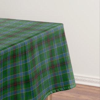 一族のダンカンのスコットランドのタータンチェック テーブルクロス