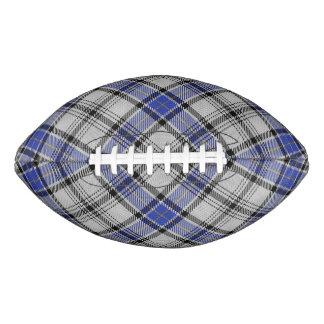 一族のハナのスコットランドのタータンチェックのフットボール アメリカンフットボール