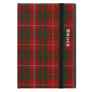 一族のブルースの格子縞のカスタムのiPad Miniケース iPad Mini ケース