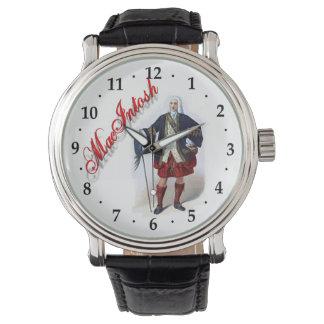 一族のマッキントッシュのスコットランドの夢の腕時計 腕時計