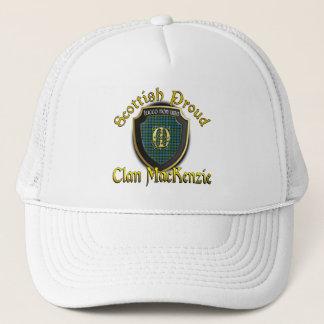 一族のマッケンジーのスコットランドの王朝の帽子 キャップ