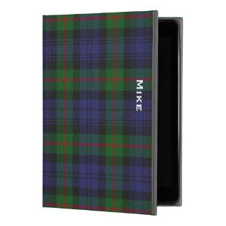 """一族のマレーの格子縞のカスタムなiPadのプロ9.7場合 iPad Pro 9.7"""" ケース"""