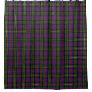 一族のローガンのスコットランドの伝統のタータンチェック シャワーカーテン