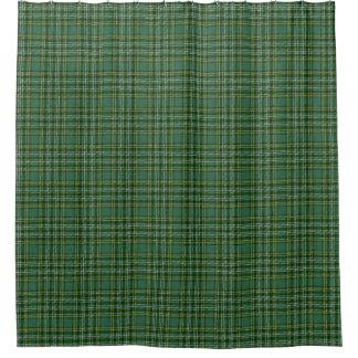 一族のCurrieのスコットランドの伝統のタータンチェック シャワーカーテン