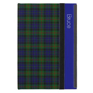 一族のGunnのタータンチェック格子縞のカスタムのiPad Miniケース iPad Mini ケース