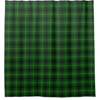 一族のMacArthurアーサーのスコットランドの伝統のタータンチェック シャワーカーテン