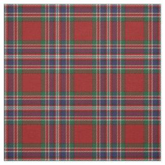 一族のMacFarlaneのスコットランドのタータンチェック格子縞の生地 ファブリック