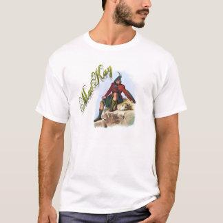 一族のMacKayのスコットランドの夢のワイシャツ Tシャツ