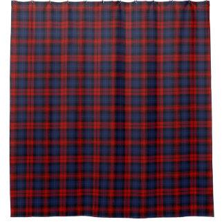 一族のMacLachlanのスコットランドの伝統のタータンチェック シャワーカーテン