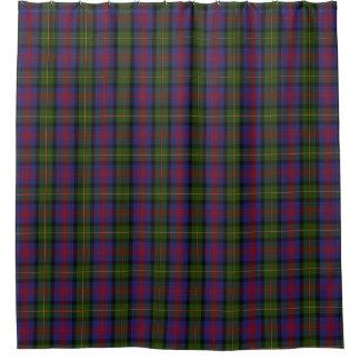 一族のMacLennanのスコットランドの伝統のタータンチェック シャワーカーテン