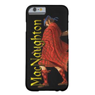 一族のMacNaughton古いスコットランドの場合 Barely There iPhone 6 ケース