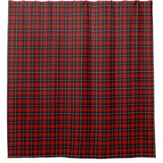 一族のMarjoribanksのスコットランドのタータンチェックのシャワー・カーテン シャワーカーテン