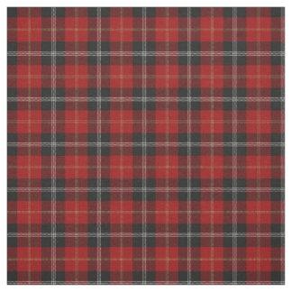 一族のMarjoribanksのスコットランドのタータンチェック格子縞の生地 ファブリック