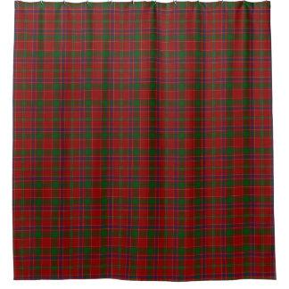 一族のMunroのスコットランドの伝統のタータンチェック シャワーカーテン