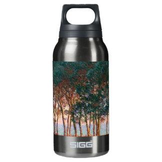 一日の終わりに松の木の下 断熱ウォーターボトル