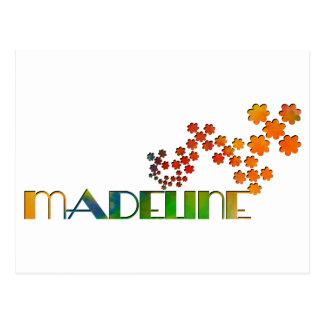 一流のゲーム-マデリーン ポストカード