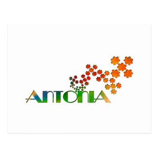 一流のゲーム- Antonia ポストカード