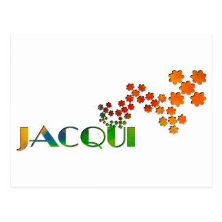一流のゲーム- Jacqui ポストカード