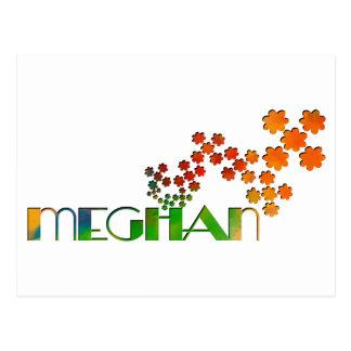 一流のゲーム- Meghan ポストカード